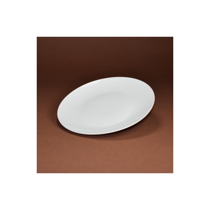 assiette plate leo 24cm porcelaine girard. Black Bedroom Furniture Sets. Home Design Ideas