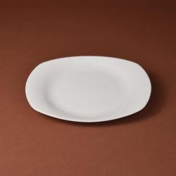 Cette assiette à pates ou à salades acueille vos meilleures préparations. /Grace à sa forme très originale, elle habille votre t