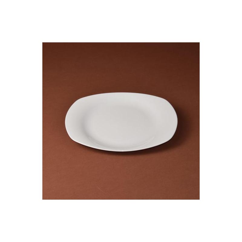assiette creuse saveur 25cm porcelaine girard. Black Bedroom Furniture Sets. Home Design Ideas