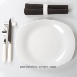 Assiette plate Isa 31cm