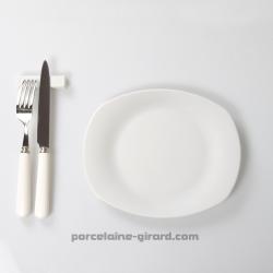 Assiette plate Isa 22cm