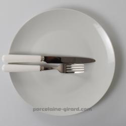 Assiette plate Léo 26.8cm