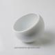 Ce bol est élégant grace à son inclinaison, adapté pour un usage quotidien. /Existe en deux tailles.