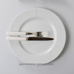 Assiette plate Sax 28cm
