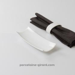 Ravier Design, idéal pour y présenter des mises en bouches, ou du saucisson... /Esprit japonisant et forme contemporaine pour un
