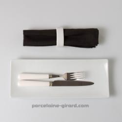 Assiette à dessert, plateau pour café gourmand, plat à cake, ... Libre choix à votre imagination.. /Esprit japonisant et forme c