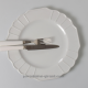 Assiette Plate 28.5cm Festonnée FLAVIO/Europe