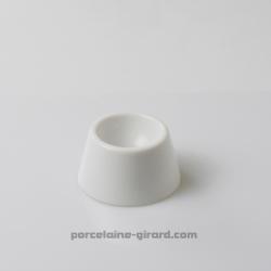 Coquetier conique diamètre 6.5cm HT 3.5cm