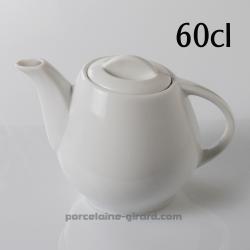 Servez votre thé ave célégance grace à cette théière./Grand modèle./Existe en deux tailles. /60cl