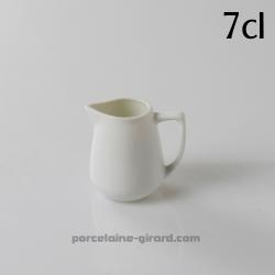 Pot avec bec verseur 7cl HT-6.2cm
