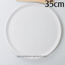 Assiette pour la  Pizza Tina 35cm, ou Plat à fromage