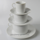 Tasse à Café Empire, /Contenance 10cl./Se complète avec la sous tasse, ref 6408./La collection Empire se décline en trois modèle