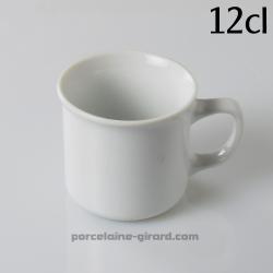 Mug Avec le bord évasé Dia 6.8cm ht-6.2cm/
