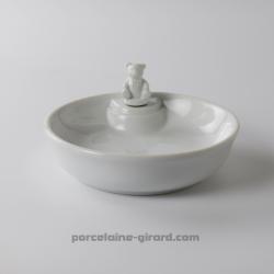 Assiette Chauffante Ourson diamètre 16.9cm HT 4.5cm 30cl