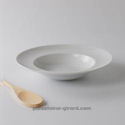 Nouvelle Assiette pasta 24cm/Fabrication europénne