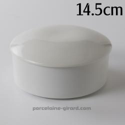Bonbonniere rond diamètre 14.5cm HT 7.1cm