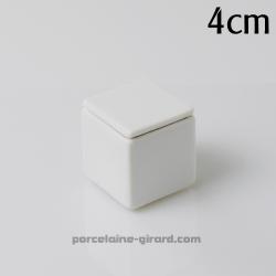 Pillulier cubique 4X4X4cm 3cl