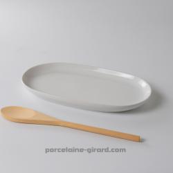 Ravier ovale Elysée 25.9 x 15cm