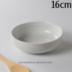 Saladier ou Coupelle Elysée 16cm HT 5cm