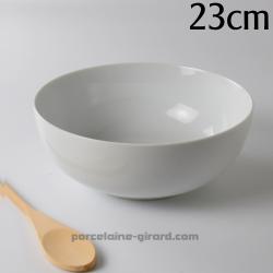 Saladier boule 23cm HT 9.5cm