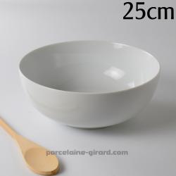 Saladier boule 26cm HT 10.2cm