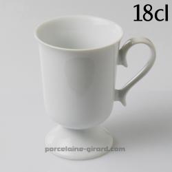 Mug sur Pied 18cl diametre...