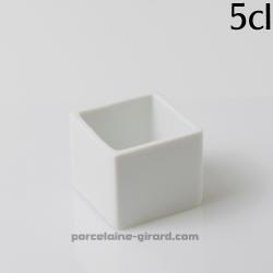 Mini cube. Existe en trois tailles. /Passent au lave-vaisselle, au micro-ondes et au four./9cl